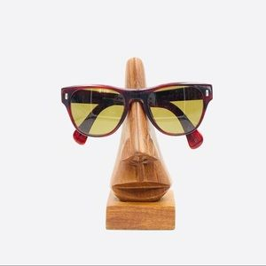 Oliver Peoples Brown Oval Sunglasses Frames